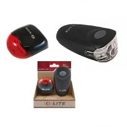 LED-set Q-Lite Fram + Bakdiod