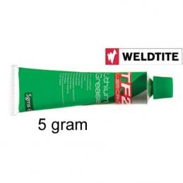 Weldtite Litiumfett tub, 5gram