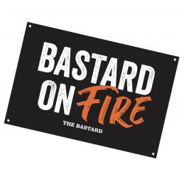 The Bastard Tin plate