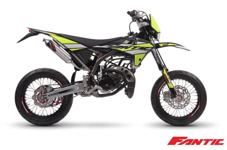   Fantic SM50